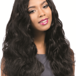 Wig, Body Wave, Colour #1, - 18